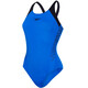 speedo Boom Splice Swimsuit Women blue